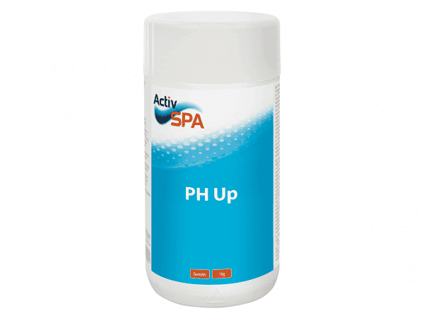 Activ Spa PH Up - Øker ph-verdien i vannet