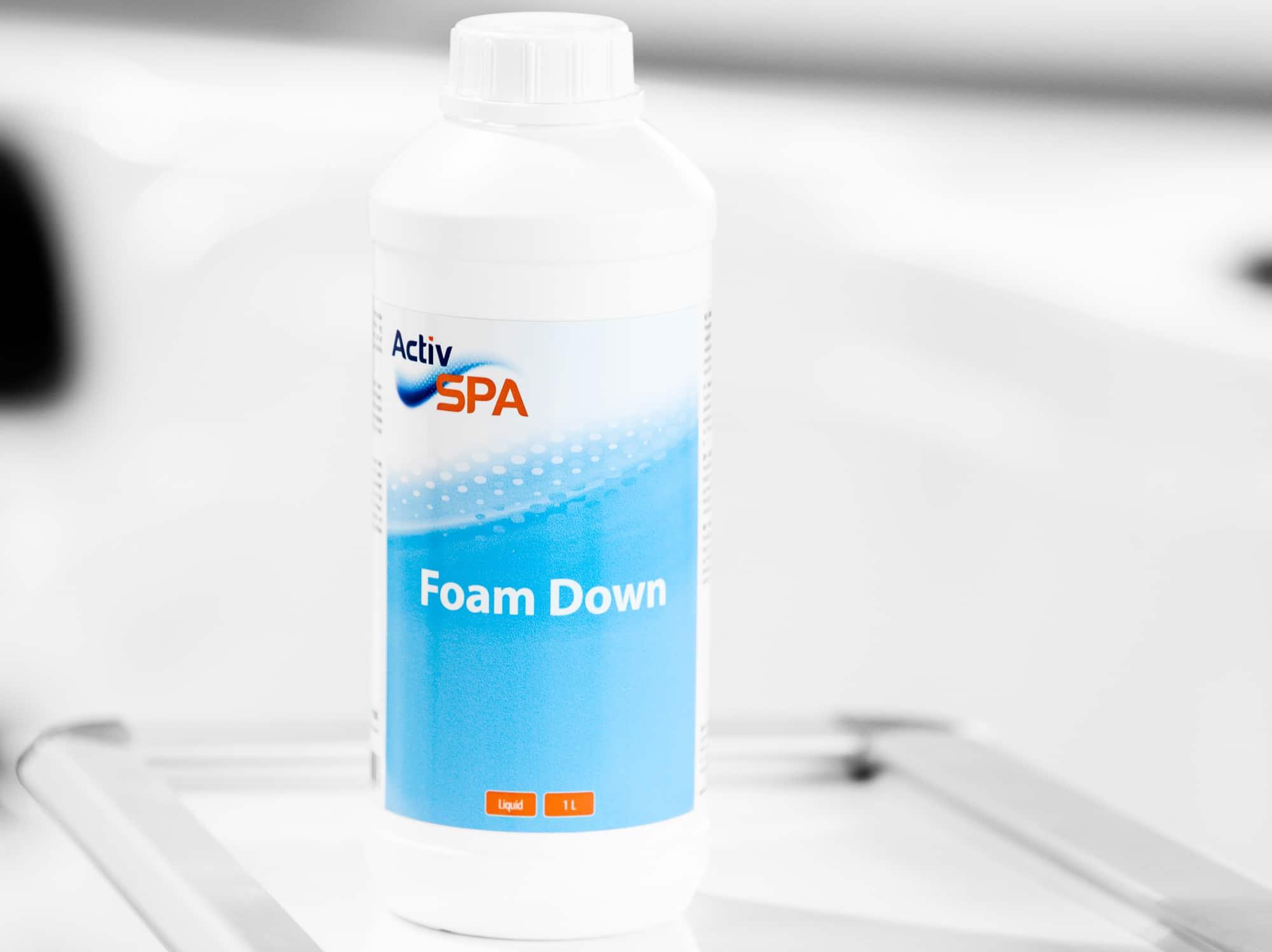 Skumreduserende, Foam Down, 1 liter