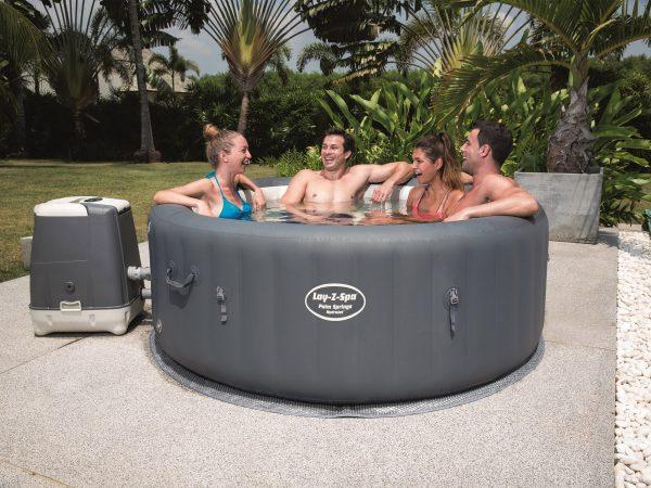 Miljøbilde - Lay-Z-Spa - Palm Springs HydroJet