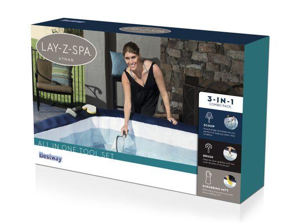 Produktbilde - Rensesett til Lay-Z-Spa