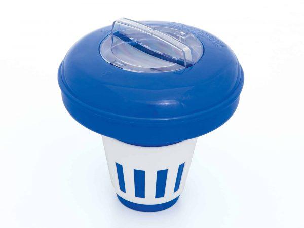 Flowclear - kjemikaliedispenser for klor- og bromintabletter