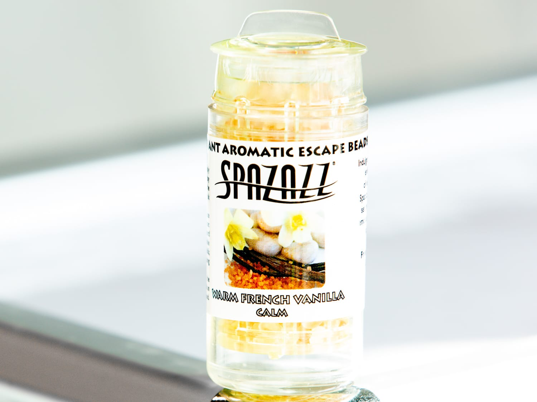 Produktbilde - Aromakuler - Warm French Vanilla - Spazazz