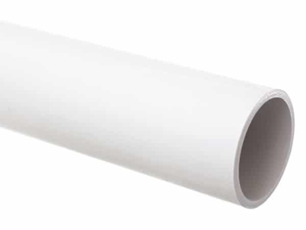 1 meter hard PVC-rør, Waterway