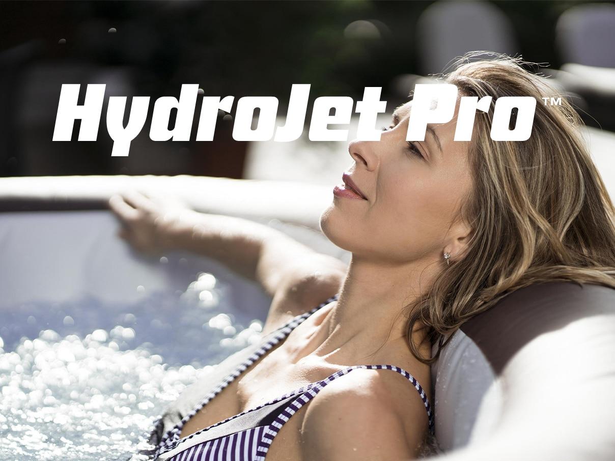 Miniartyrbilde - HydroJet Pro massasjesystem