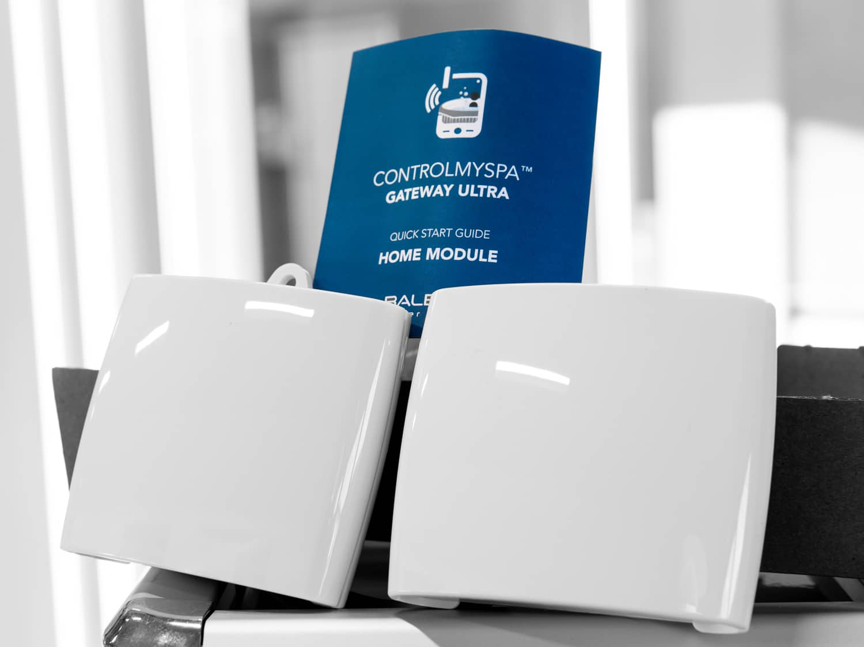 WiFi-modul til spabad, ControlMySpa, Balboa
