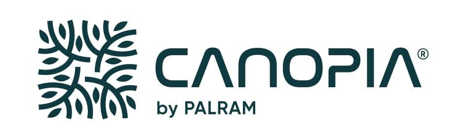 Palram Canopia logo horizontal